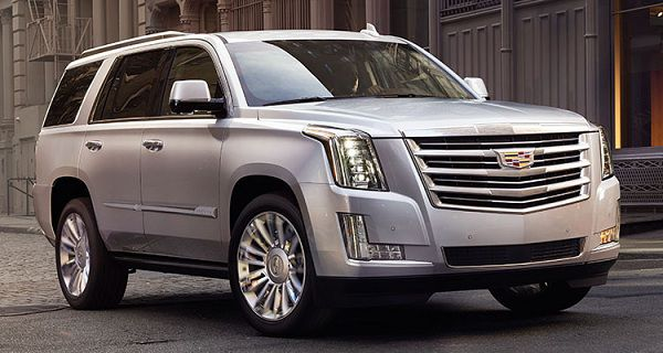 2017 cadillac escalade full size luxury suv with a refreshed exterior we. Black Bedroom Furniture Sets. Home Design Ideas