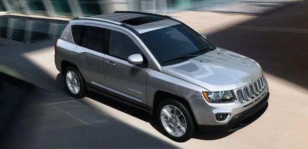Design of 2017 Jeep Compass
