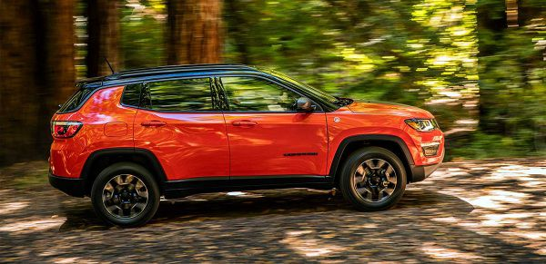 Performance of 2017 Jeep Compass