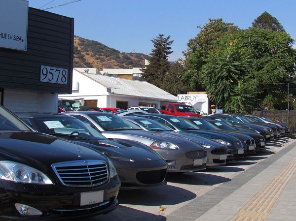 Selling Car via a Dealer