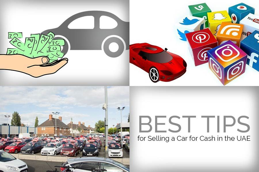 Best Tips for Selling a Car for Cash in the UAE