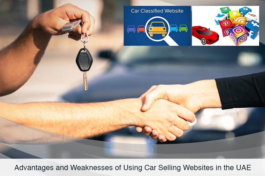 Advantages and Weaknesses of Using Car Selling Websites in the UAE