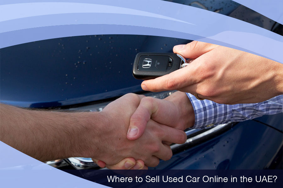 Where to Sell Used Car Online in the UAE?