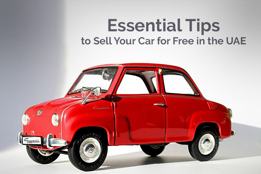 Essential Tips to Sell Your Car for Free in the UAE