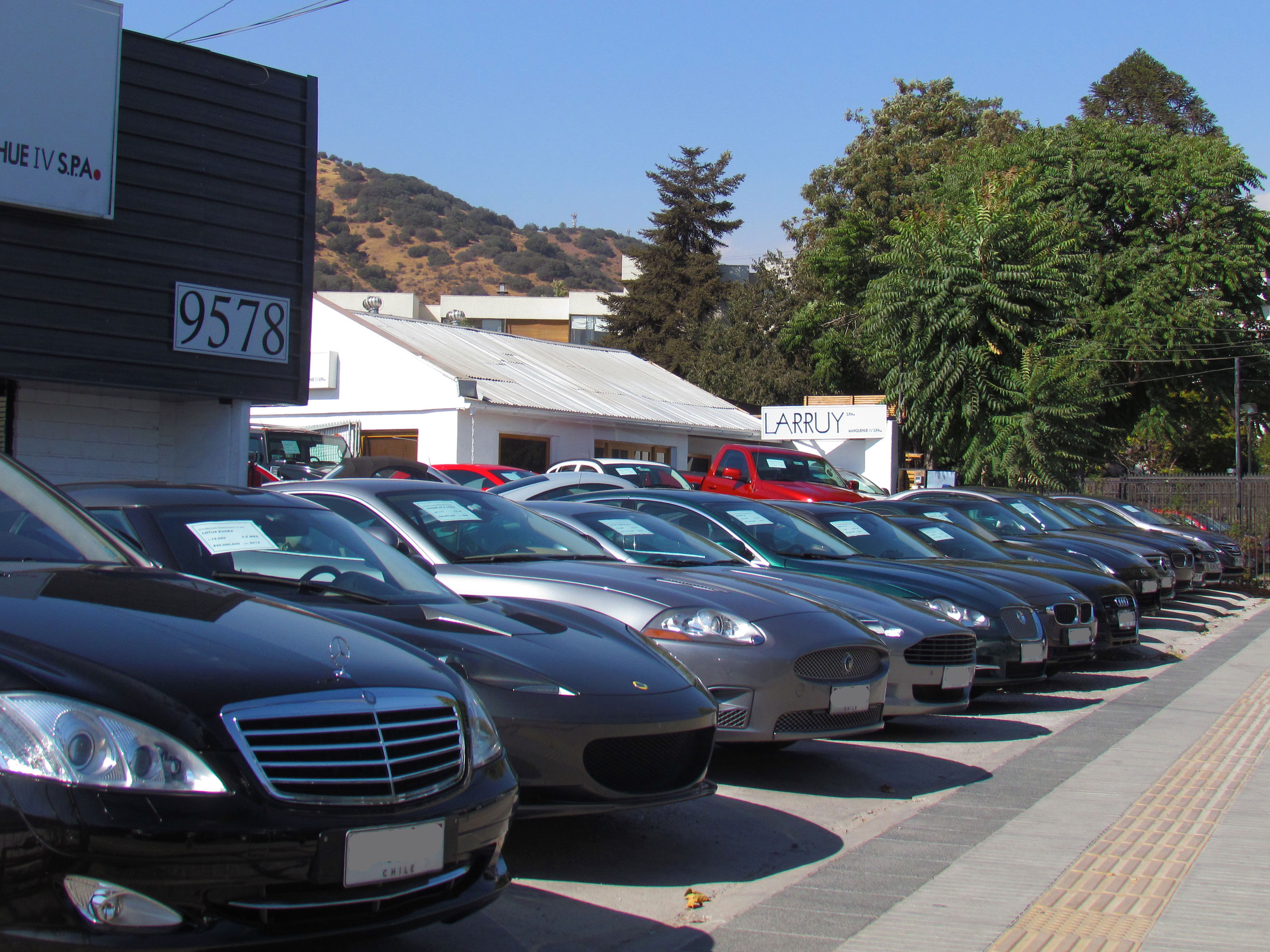 Private Car Dealers