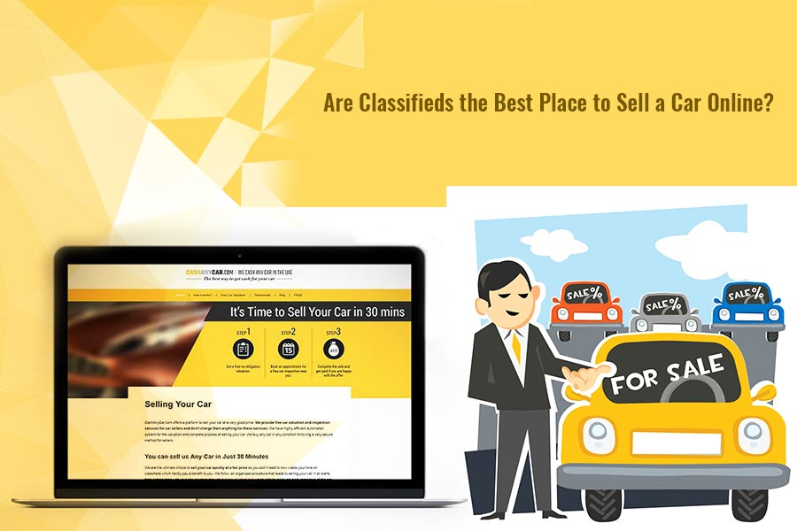 Are Classifieds the Best Place to Sell a Car Online?   CashAnyCar ...