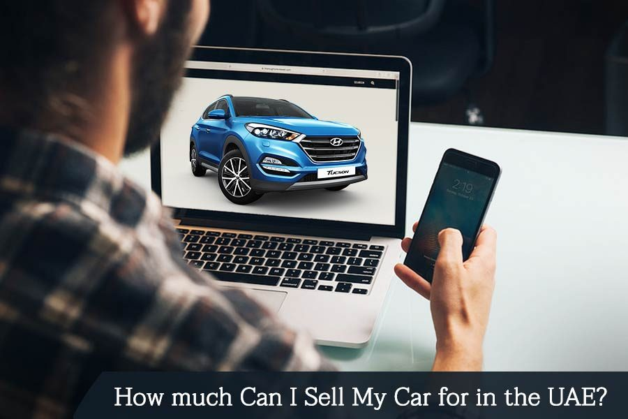 How much Can I Sell My Car for in the UAE?