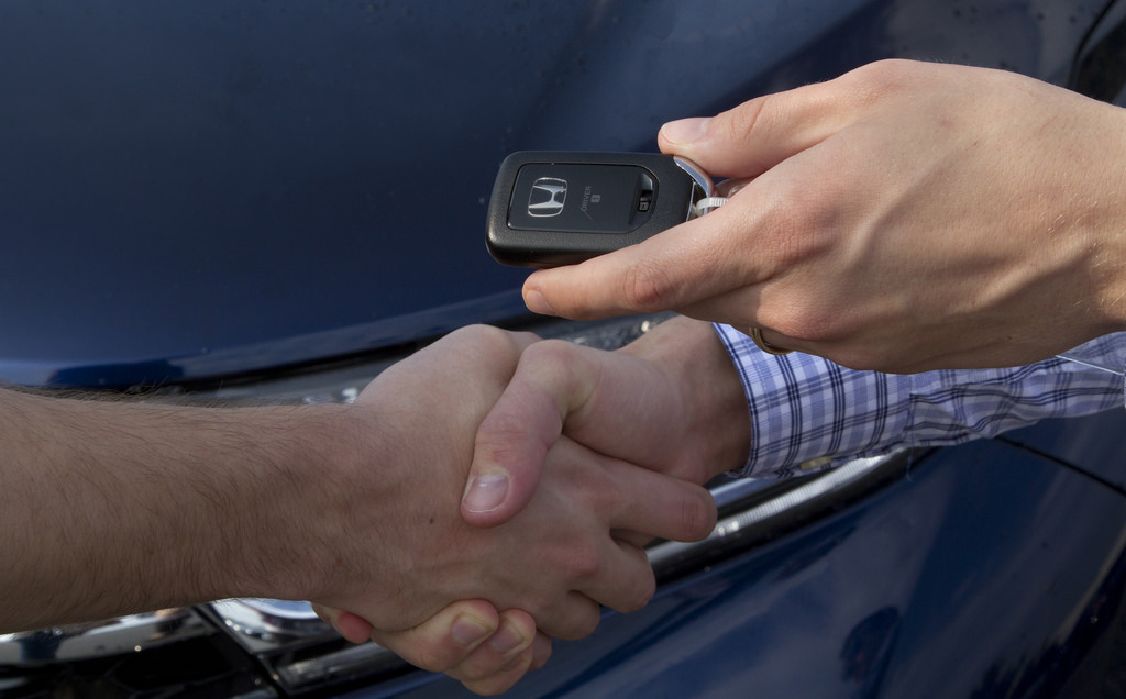 Sell My Used Car via the Private Car Dealers