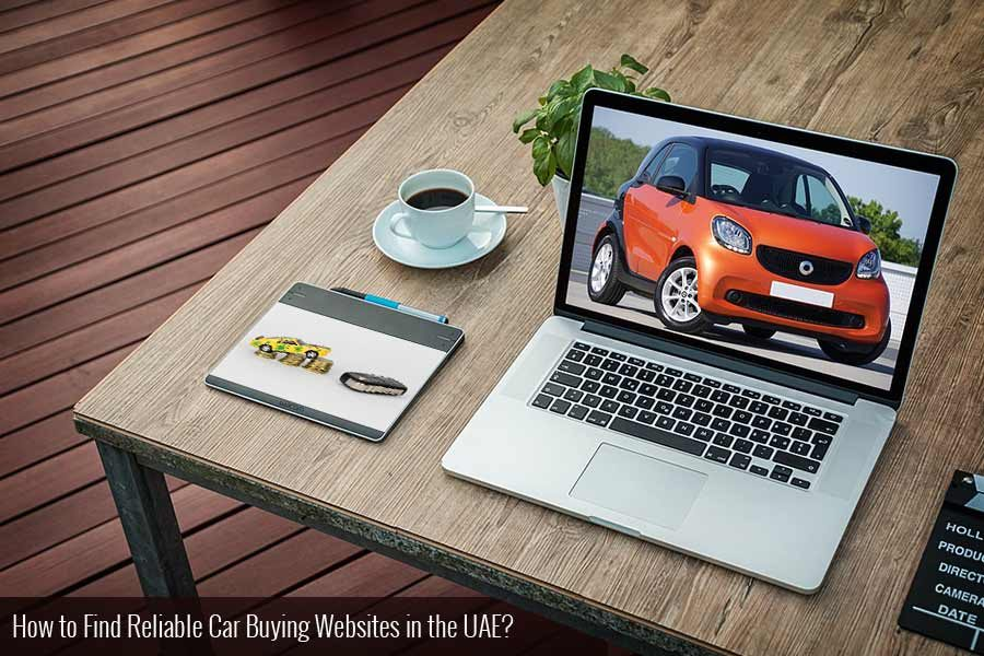 How to Find Reliable Car Buying Websites in the UAE